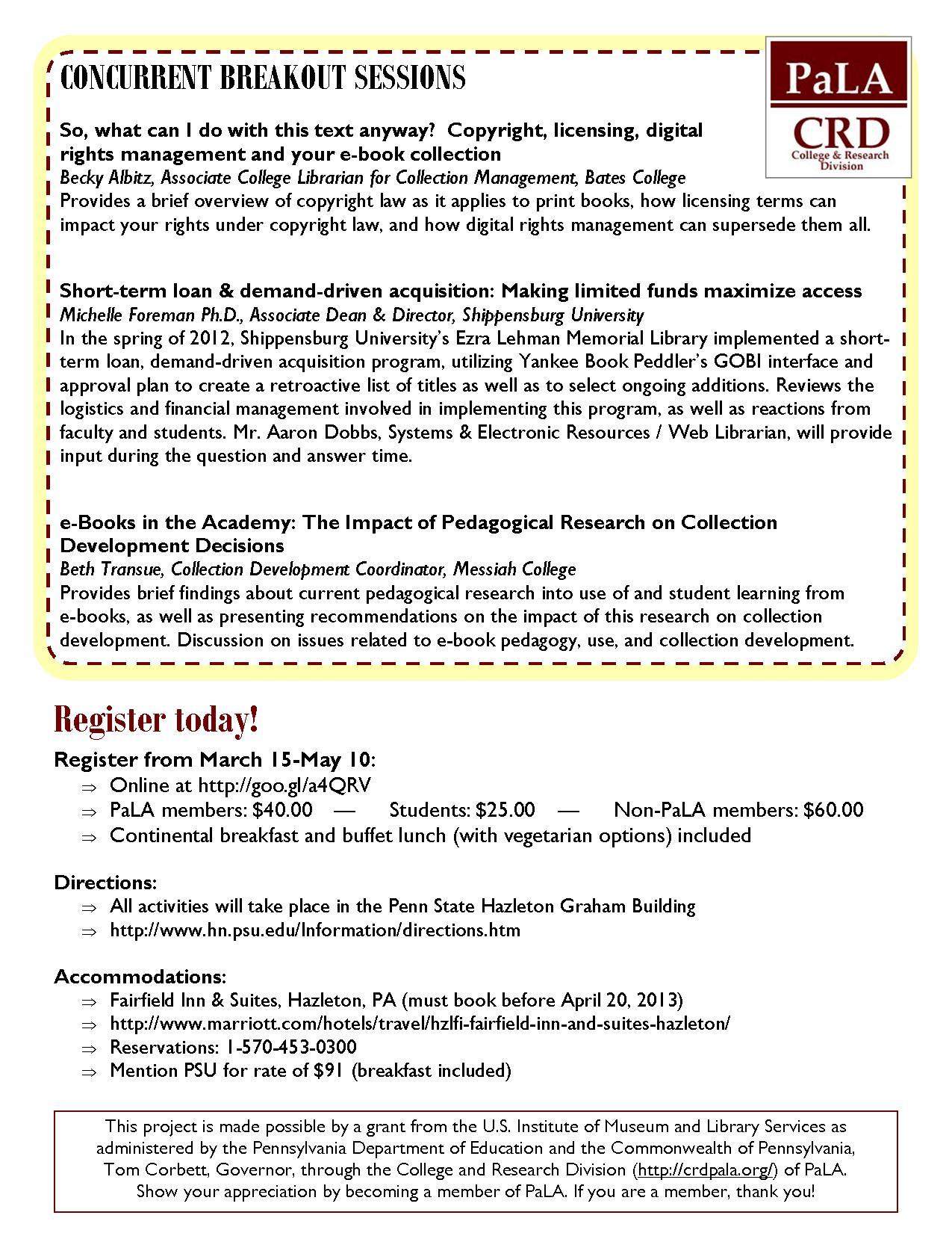 Past events crd of pala crdspring2013program1 crdspring2013program2 fandeluxe Images