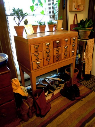 Card Catalog by Elizabeth Skene/CC BY-SA 2.0