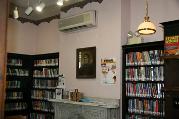 Andrew Bane Memorial Library- Haunted Libraries M Podvia
