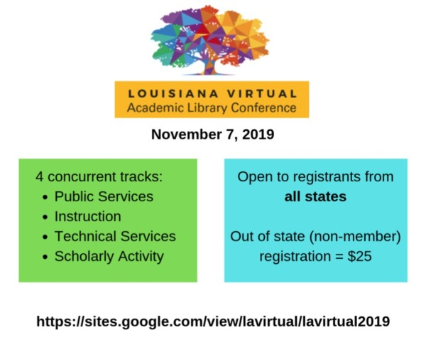 Louisiana Virtual Conference